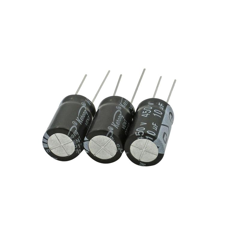 高压_双极性铝电解电容参数_科弘电子