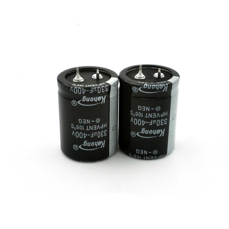 大电流_电子电器牛角电容规格_科弘电子
