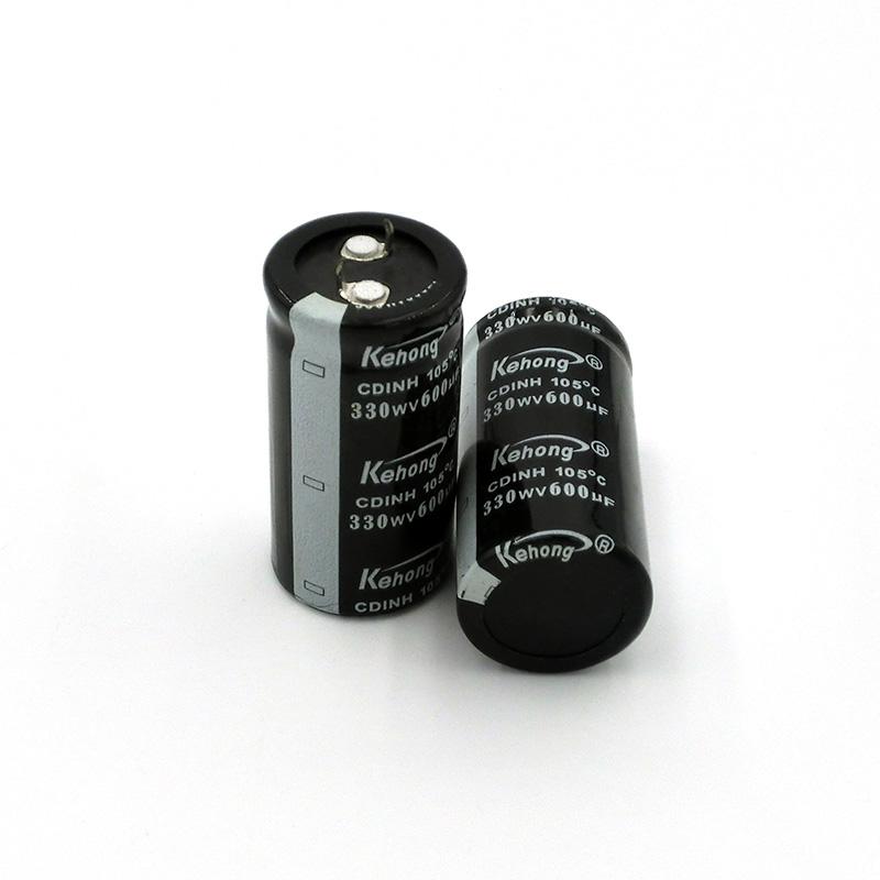 大電流牛角電容品牌大全_科弘電子_高頻低阻_音頻公放_混合鋁