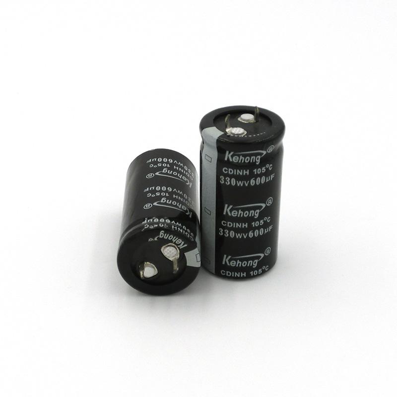普通_壓鋁牛角電容多少錢_科弘電子