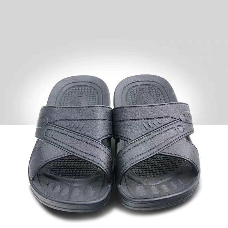 吉林工厂防静电拖鞋公司_科元防静电_男女通用_轻便_泡沫_白色