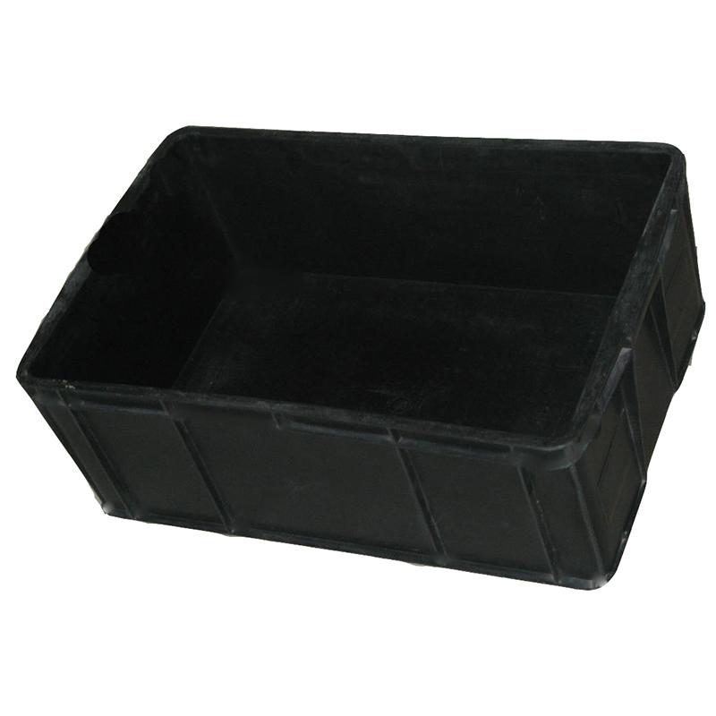 吸濕防靜電周轉箱廠商_科元防靜電_黑色_吸濕_收納_耐高溫_膠框