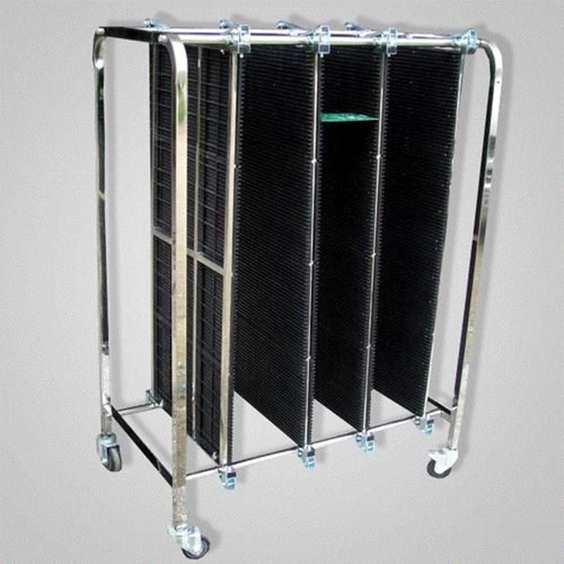 電子產品防靜電周轉車經銷_科元防靜電_工廠用_易組裝_工件_平板