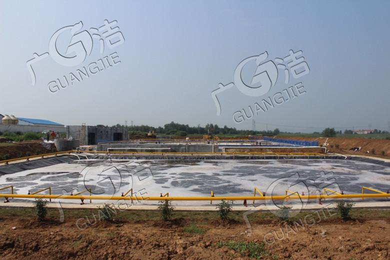 江門廣潔環保技術開發有限公司供應 百樂克曝氣池設備