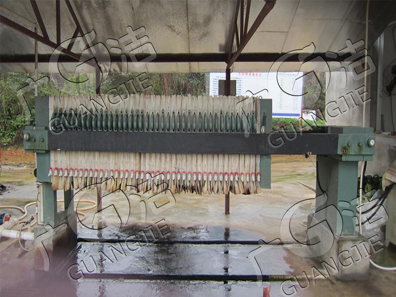 江門廣潔環保技術開發有限公司供應 深度處系統設備