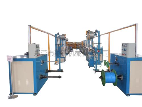 地热电缆生产设备