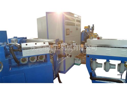 自限溫伴熱電纜生產設備
