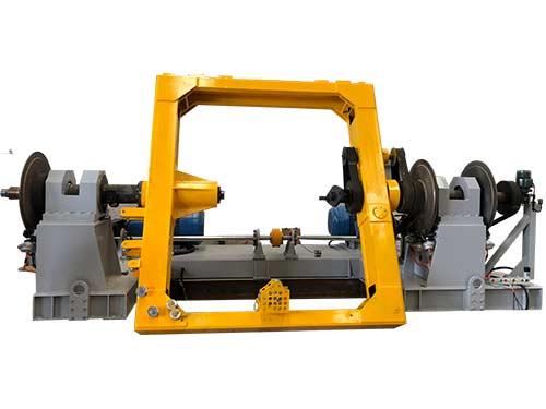 1800重型悬框单绞机