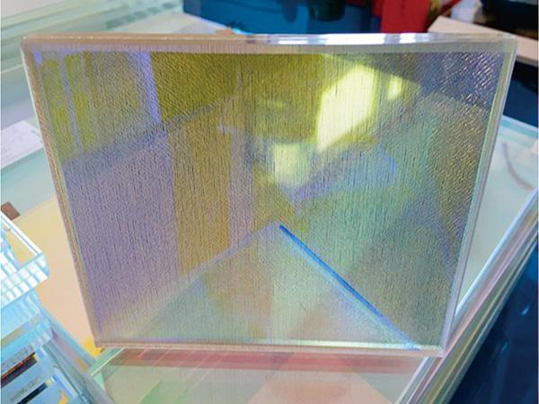 EVA夹层玻璃