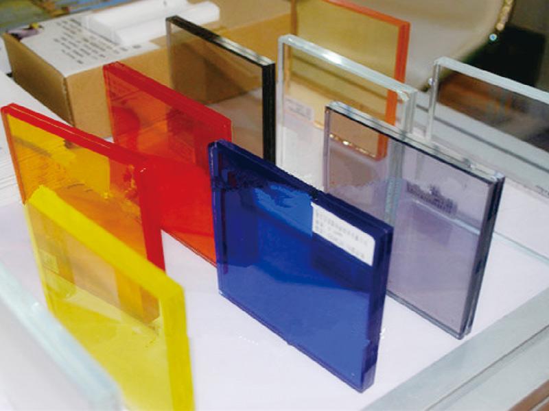 PVB夹层玻璃
