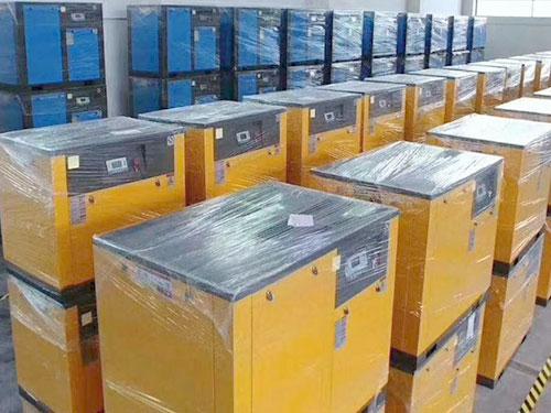 东莞大岭山永磁变频空压机销售