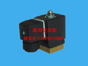 永磁螺桿空壓機使用高溫的真正原因