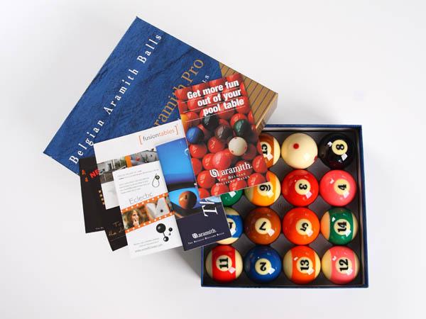 比利時雅樂美大號金獎球(蘭盒)