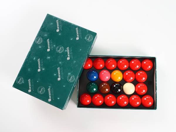 比利時雅樂美英式斯諾克銀獎球(綠盒)