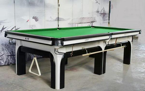 萊爵臺球桌