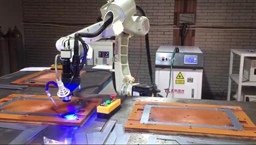 滄州光纖激光焊接機哪家便宜廠家有哪些_正信激光