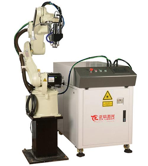 鋁合金激光焊接機那個牌子好_正信激光_YAG全自動_精密