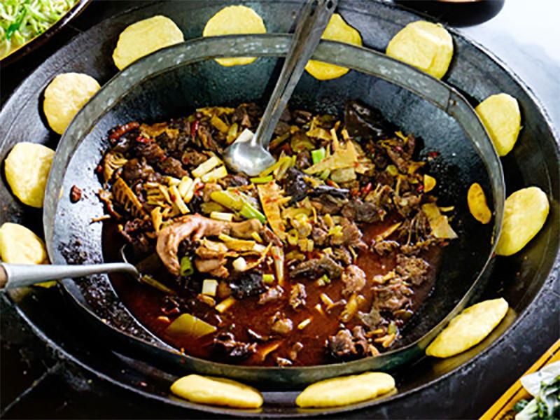 土灶_廣州家園柴火雞餐飲加盟_拉洲飲食