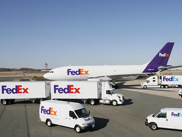 Fedex速递代理