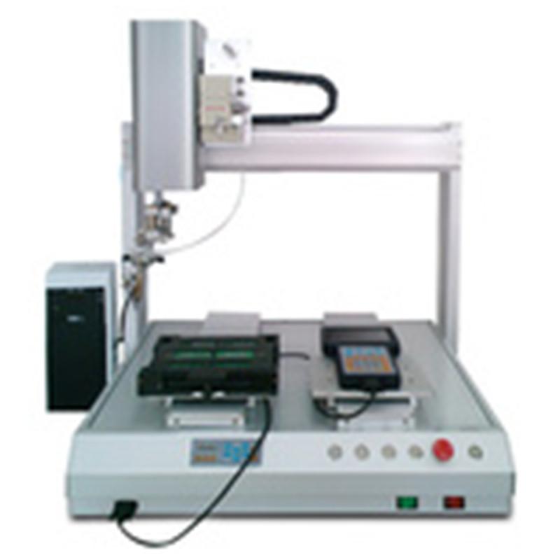 超声焊线机哪家好_鲁工自动化_非标自动化_玩具_手机零部件