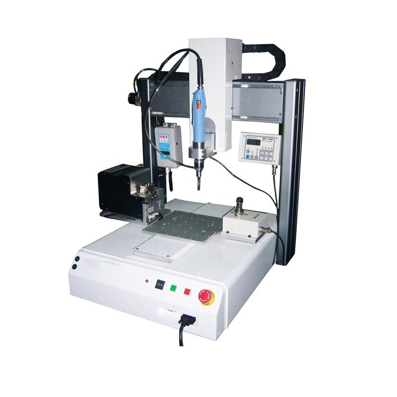 非标自动化螺丝机维护_鲁工自动化_扭力控制_高效_机械设计