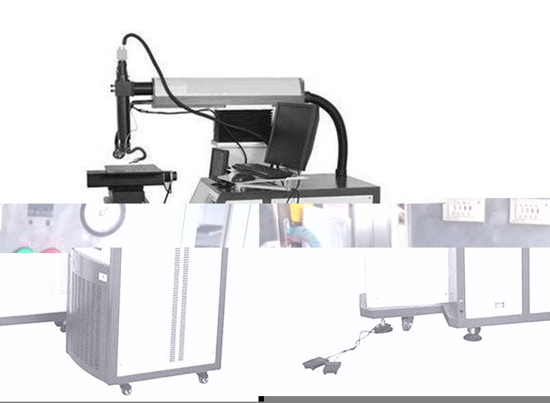 破壁机焊接机改善_鲁工自动化_高效_大学士_激光_手机零部件
