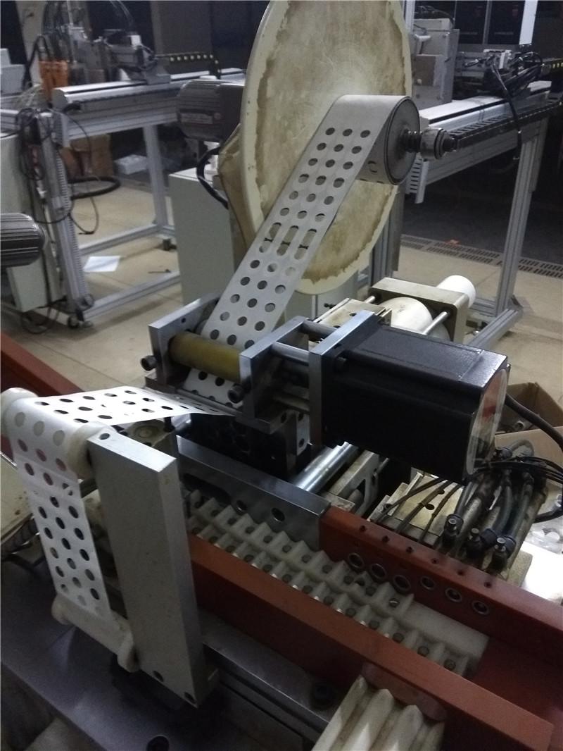 超声焊接机厂家_鲁工自动化_手机零部件_非标自动化_机械设计