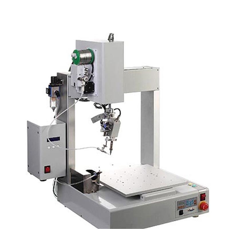 超声_工艺品焊锡机方案_鲁工自动化