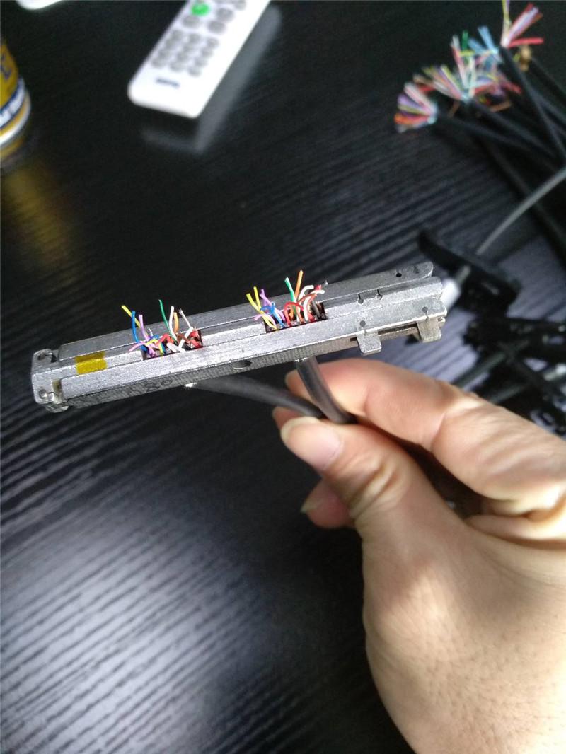 机械设计焊线机出口_鲁工自动化_HDMI_USB_全自动_塑胶