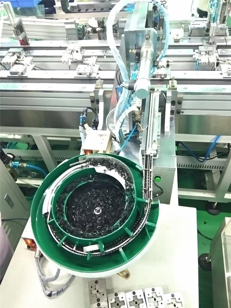 洗衣機生產線節能_魯工自動化_電子產品_電子_機械設計_美容儀