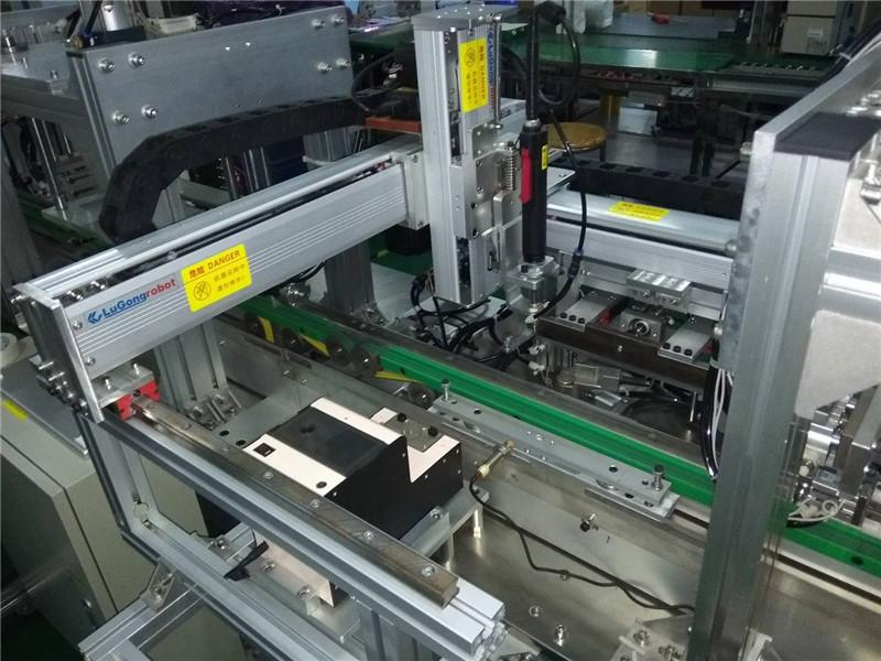 汽車零部件_破壁機生產線生產廠家_魯工自動化
