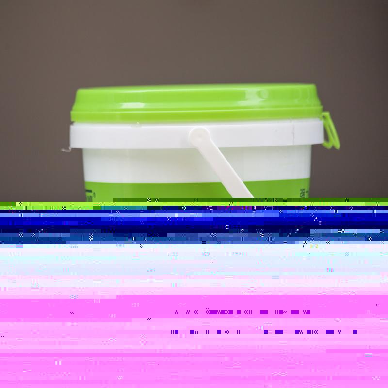 云浮圆桶JS防水生产_鲁公建材_聚合物水泥防水_彩色印刷_10L