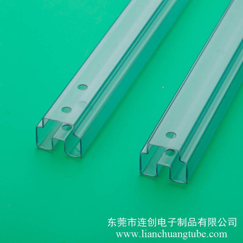 專業提供電源模塊包裝管 廠家推薦電源模塊料管 PVC真空管