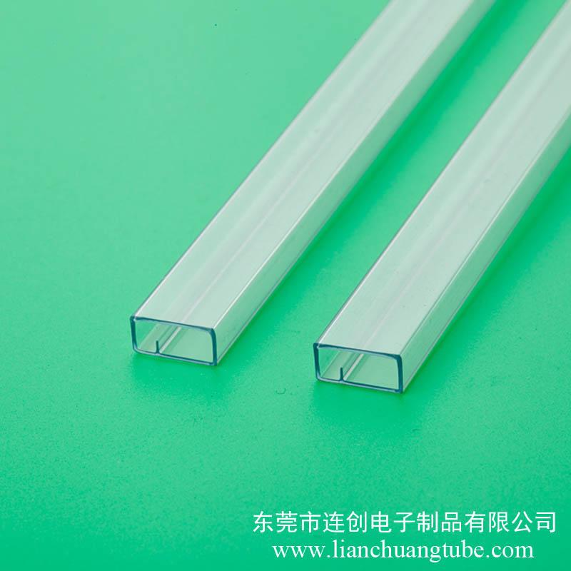 厂家直销FPC连接器包装管 防静电FPC插座料管 尺寸精准