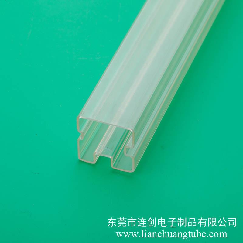 抗静电pvc开关包装管定做 连创透明包装管使用方法