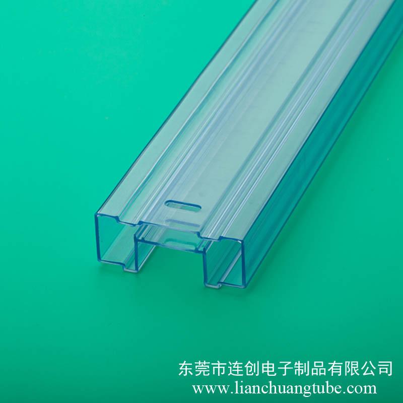 质量标准ic包装管慈溪厂家 ic芯片包装管可加印logo