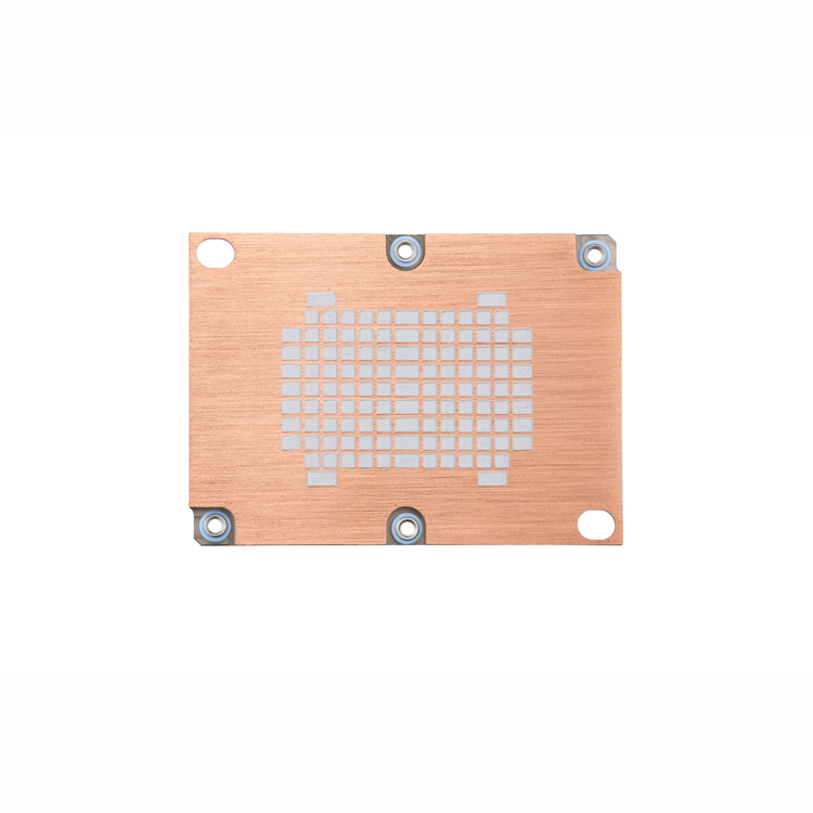 銅鋁散熱器定做_立潮信息科技_模組_CPU_鋁制_鉚合_鑲銅
