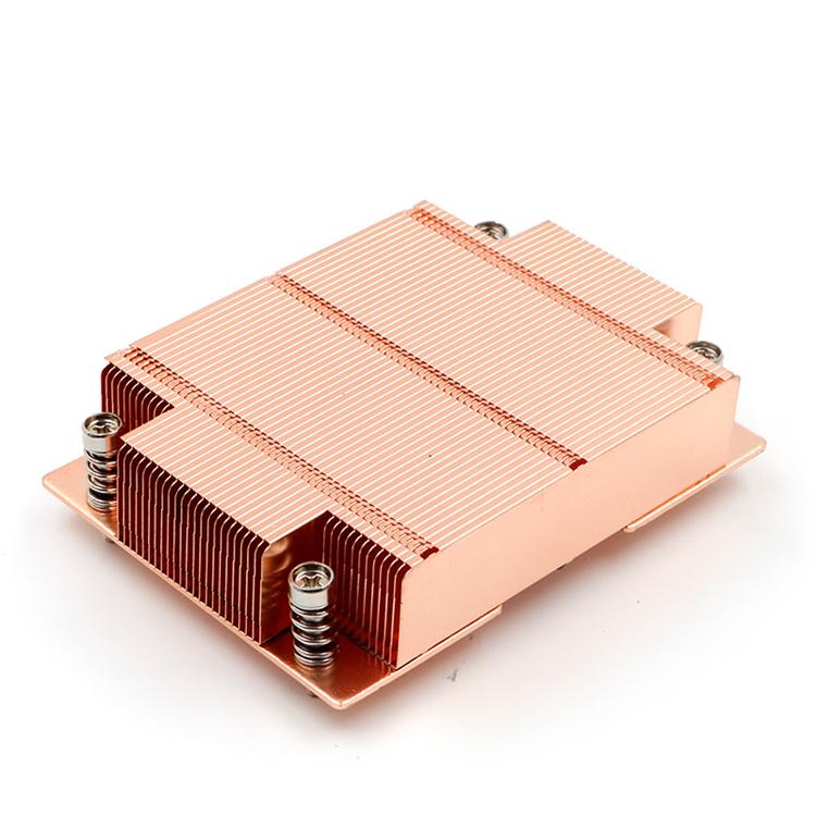 插片式_嵌合散熱器價格_立潮信息科技