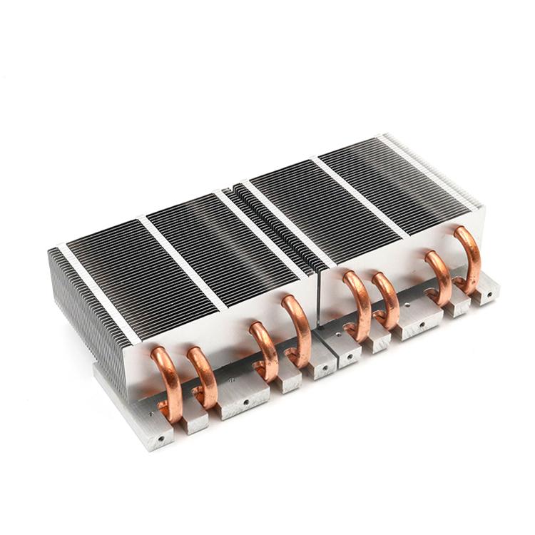 壓鑄_顯示器散熱器定做_立潮信息科技