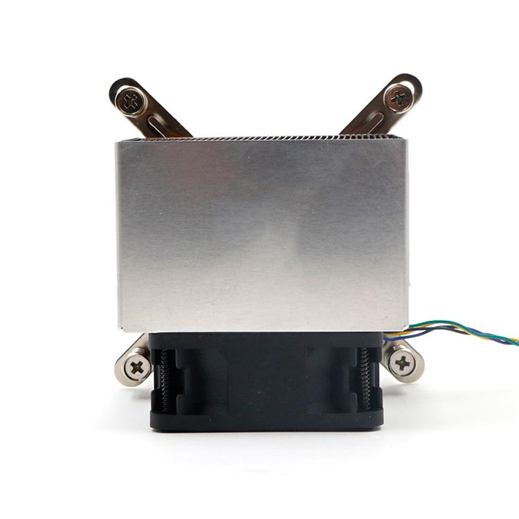 壓鑄散熱器訂制_立潮信息科技_一體機_塞銅_3DVC_新能源