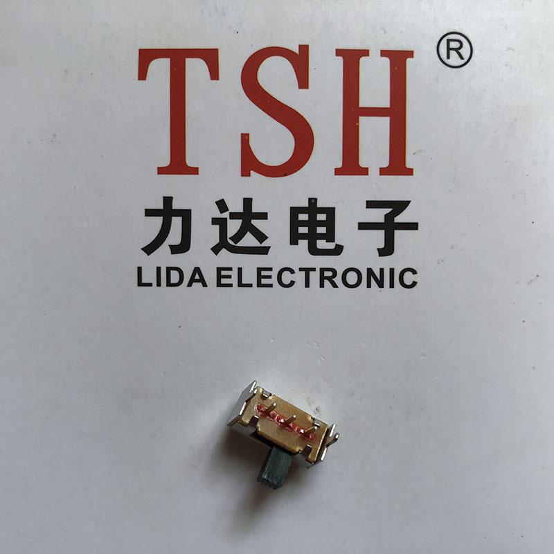 小电流横柄拨动开关生产厂_力达电子_手电筒_小电器_轻触_三档