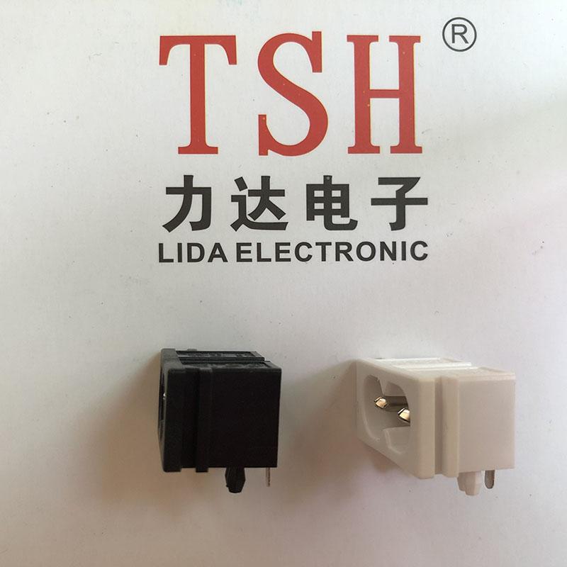 微型_機箱AC插座加工定制_力達電子