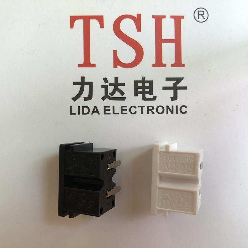 推動開關AC插座價位_力達電子_電源_小電器開關_歐規_微型