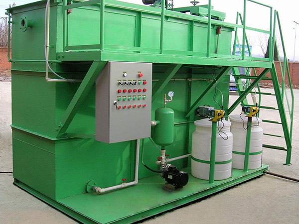 气浮污水处理机废水处理设备