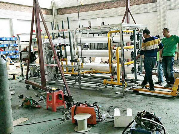 东莞中水回用技术设备