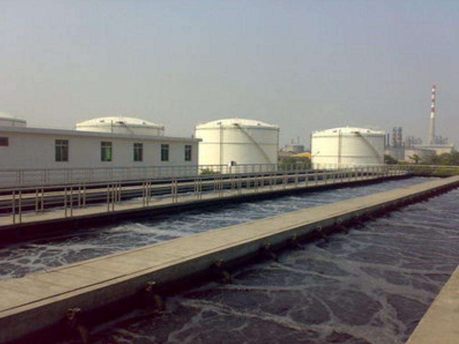 印染纺织废水回用工业废水处理