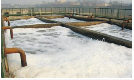 造纸废水生化系统
