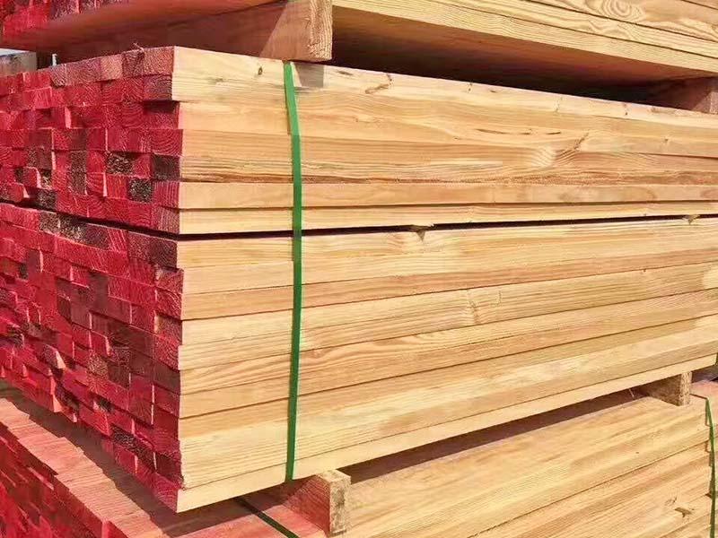 南方松木方銷售