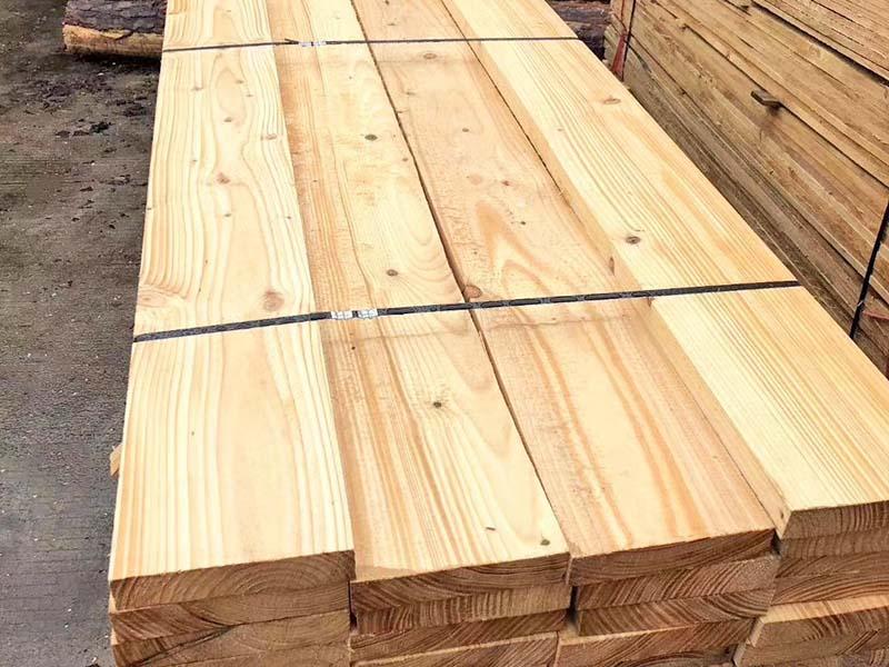 南方松木方生產
