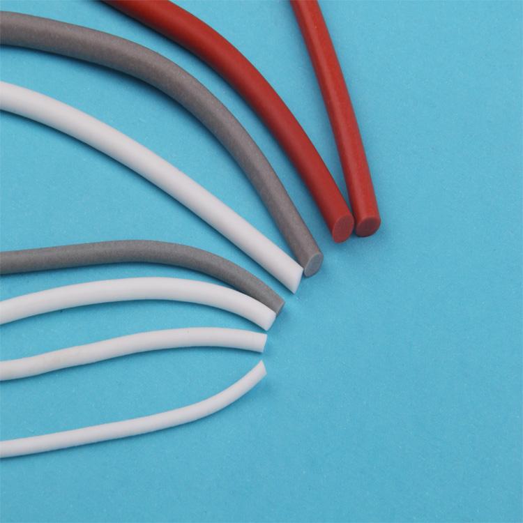 海綿發泡條生產_弘祿硅橡膠_戶外燈具_保鮮盒_可回收_醫療_實心